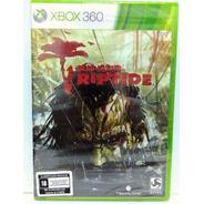 Dead Island Riptide Xbox 360 Original Lacrado Mídia Física