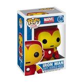 Marvel Pop Bobble Head - Iron Man Classic - Funko