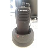 Radio Motorola Dep450 Seminuevo Con Cargador Nvo