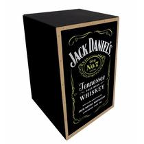 Cajon Jaguar Acústico Jack Daniel