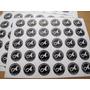 Stickers De Vinilo Autoadhesivo! 200 Calcos Con Tu Marca!