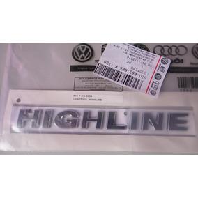 Emblema Highline Fox/voyage/gol Original Volkswagen