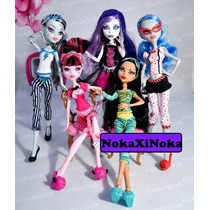 Vestido Roupa P/ Boneca Ever After - Monster High + Brinde