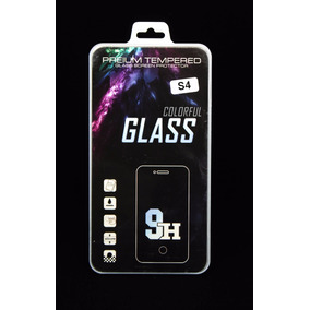 Mica Cristal Templado Samsung Galaxy S4 Oferta