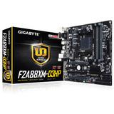Board Gigabyte F2a88xm-d3hp Fm2+ Hdmi Usb 3.1 Entrega Ya