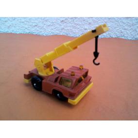 Corgi Juniors Made In England Mobile Crane