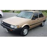 Manual De Taller Corolla Avila 1984-1992 Toyota 4a Libro
