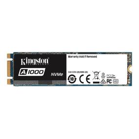 Disco Ssd 960gb Kingston M2 2280 Nvme Pcie 3.0