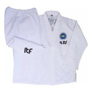 Traje Taekwondo Itf Wtf Dobok Kimono Artes Marciales T5