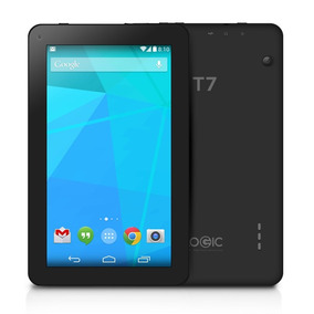 Tablet Android 4.4 Logic T7 7 Pulgadas 8gb Doble Camara Wifi