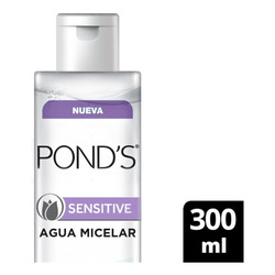 Ponds Agua Facial Micelar Sensitive 300ml