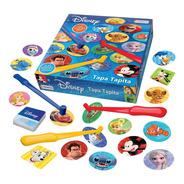 Juego De Mesa Disney Tapa Tapita Juguete Velocidad Visual