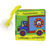 Libro Camiones Y Autobuses / Trucks And Buses (spanish Edit