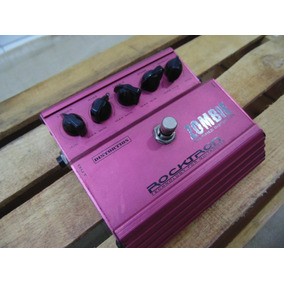 Pedal Rocktron Distortion Zombie Rectified Distortion