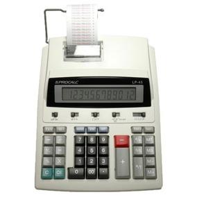 Calculadora Procalc Impressão, 12 Dígitos, Bivolt Lp45 Bra