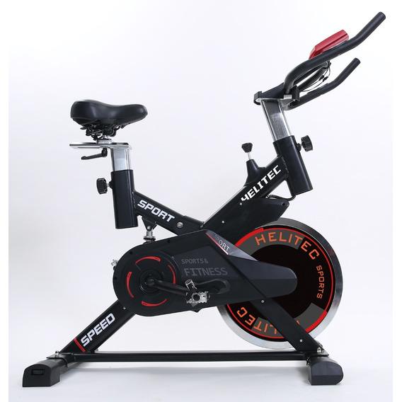 Bicicleta Spinning Fija Profesional Disco 18kg Envio Gratis