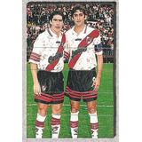 Cod P143 Cuadros De Deportes Salas Francescoli River Plate