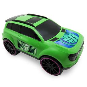 Carro Roda Livre Vingadores - Hulk