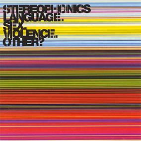 Stereophonics - Language Sex Violence Other - Lp