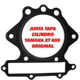 Junta Tapa Cilindro Yamaha Xt 600 Original Fas Motos