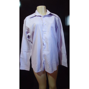 Camisa Social Empório Colombo - Tamanho G (4) - Frete Grátis