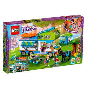 Lego Friends - Trailer De Acampamento Da Mia - 41339