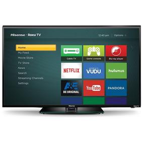 Pantalla Smart Tv 40 Hisense Roku Led Full Hd Usb Hdmi