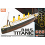 Miniatura Titanic Academy 1/1000 P/ Montar Peças Coloridas