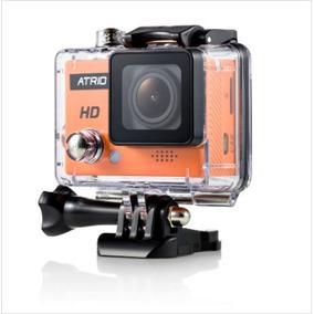 Câmera De Ação Atrio Fullsport Estilo Gopro Multilaser
