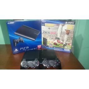 Playstation 3 - -500gb - - Ultra Slim