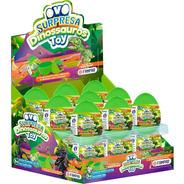 Ovo Surpresa Dinossauro Toy Com 18 Un - Fampar