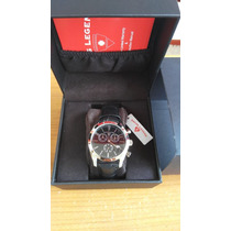 Reloj Swiss Legend Peninsula Analogo Display Cuarzo Suizo