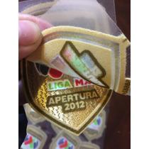 Parche Utileria Campeon 2012 Xolos Xoloitzcuintles Tijuana