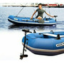 Bote Inflable Classic + Motor Río Laguna Pesca Oferta