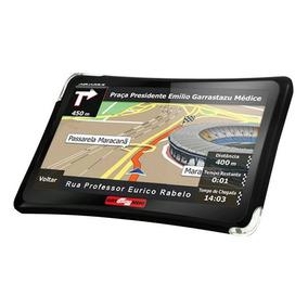 Navegador Gps Quatro Rodas 4.3 Pr Slim Tv Digital Aquarius