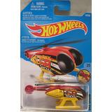 Auto Helicoptero Skyfire Coleccion Hot Wheels Rdf1