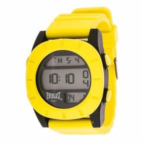 Reloj Everlast Evwf004ye Amarillo 100%original *envío Gratis