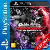 Tekken Tag Tournament 2 Ps3 Digital Elegi Reputacion