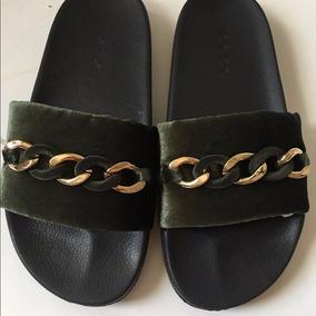 Bebe Sandalias Flip Flops 100% Originales
