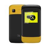 Celular Dl Yc-230 Amarelo