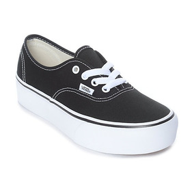 Vans Authentic Con Plataforma 100% Original