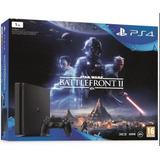 Playstation 4 Slim 1tb Star Wars Battlefront 2 Ps4 - Mendoza