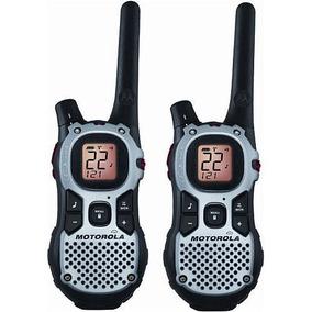 Radio Comunicador 43km Talkabout Walk Talk Motorola Mh230 Ur