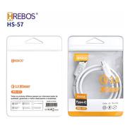 Cabo Tipo-c - Original Hrebos - 3.0 Turbo