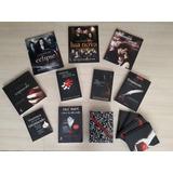 Livros E Cadernos Da Saga Crepúsculo