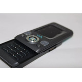 Celular Sony Ericcson W580i Walkman Branco/cinza Idoso