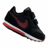 Tênis Nike Infantil Md Runner 2 Td Preto 806255010 Original