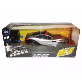 Letty Rally Fighter 1:24 R/c Rapido Y Furioso Original Jada