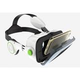 Gafas Vr Z4 3d Con Audifonos + Control Bluetooth Digital3