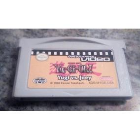 Yu-gi-oh! - Yugi Vs. Joey - Game Boy Advance - G B A